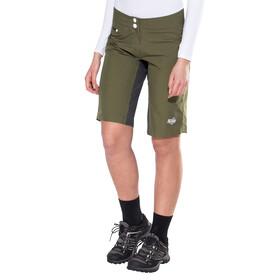 Maloja W's JanisM. Snow High Tech Shorts avocado